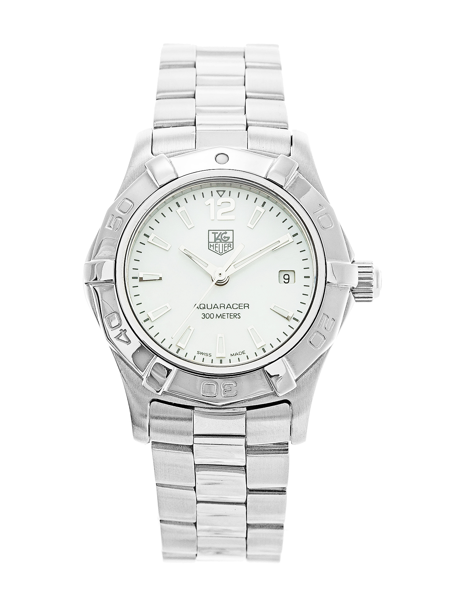 d6981ead257 Currently In Stock. 4 Matches Found. Tag Heuer Aquaracer WAF1414.