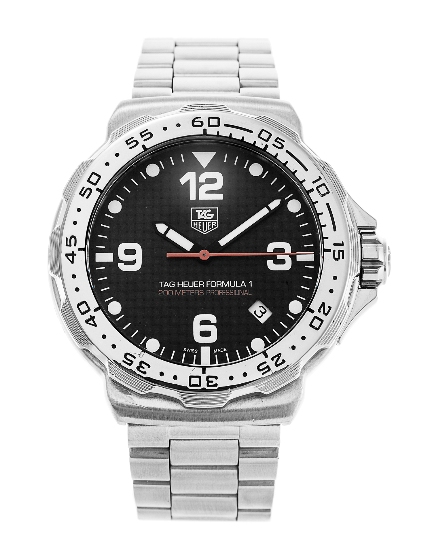 Tag Heuer Formula 1 WAH1115 BA0858 Watch
