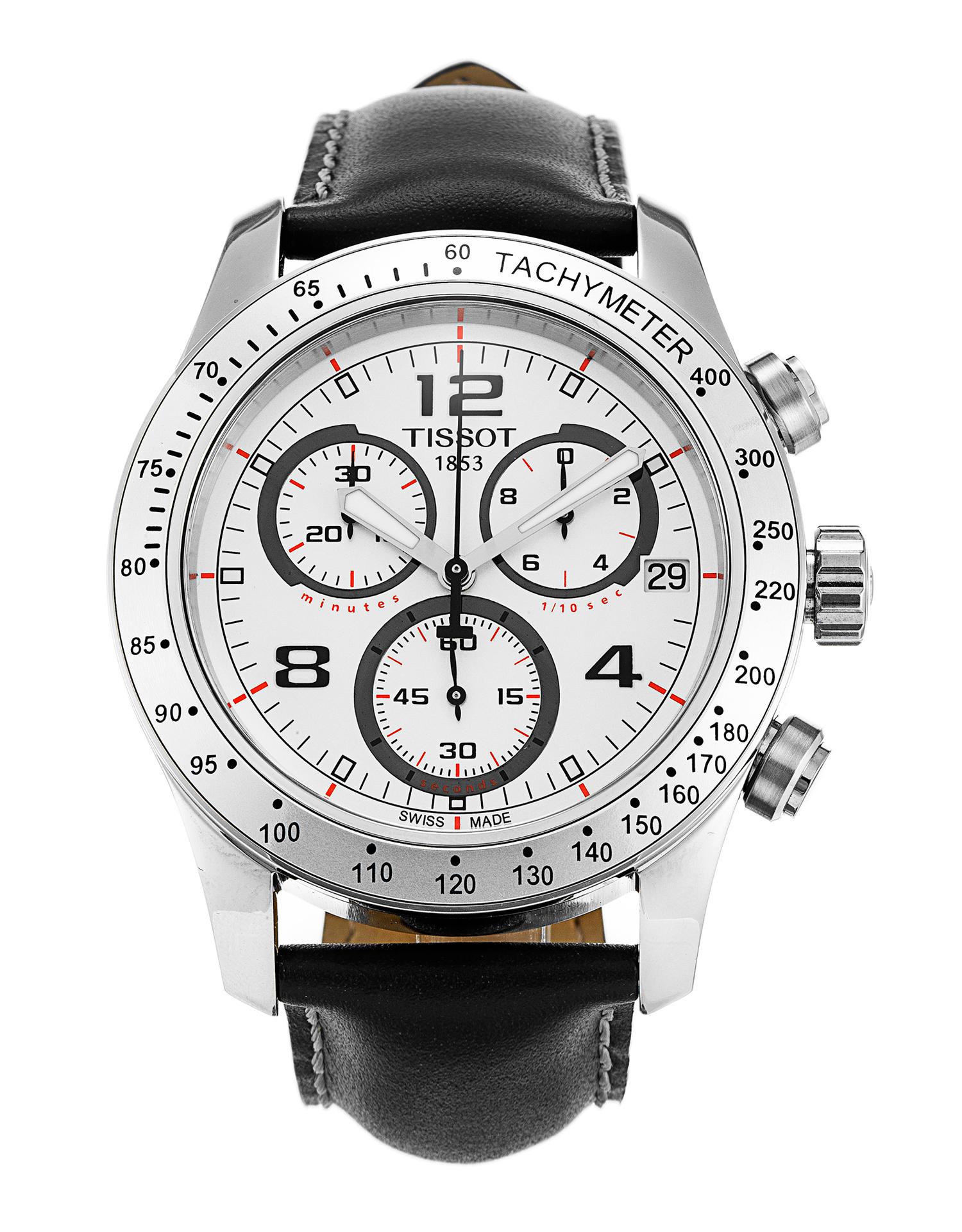 Tissot V8 T039 417 16 037 00 Watch Watchfinder Co