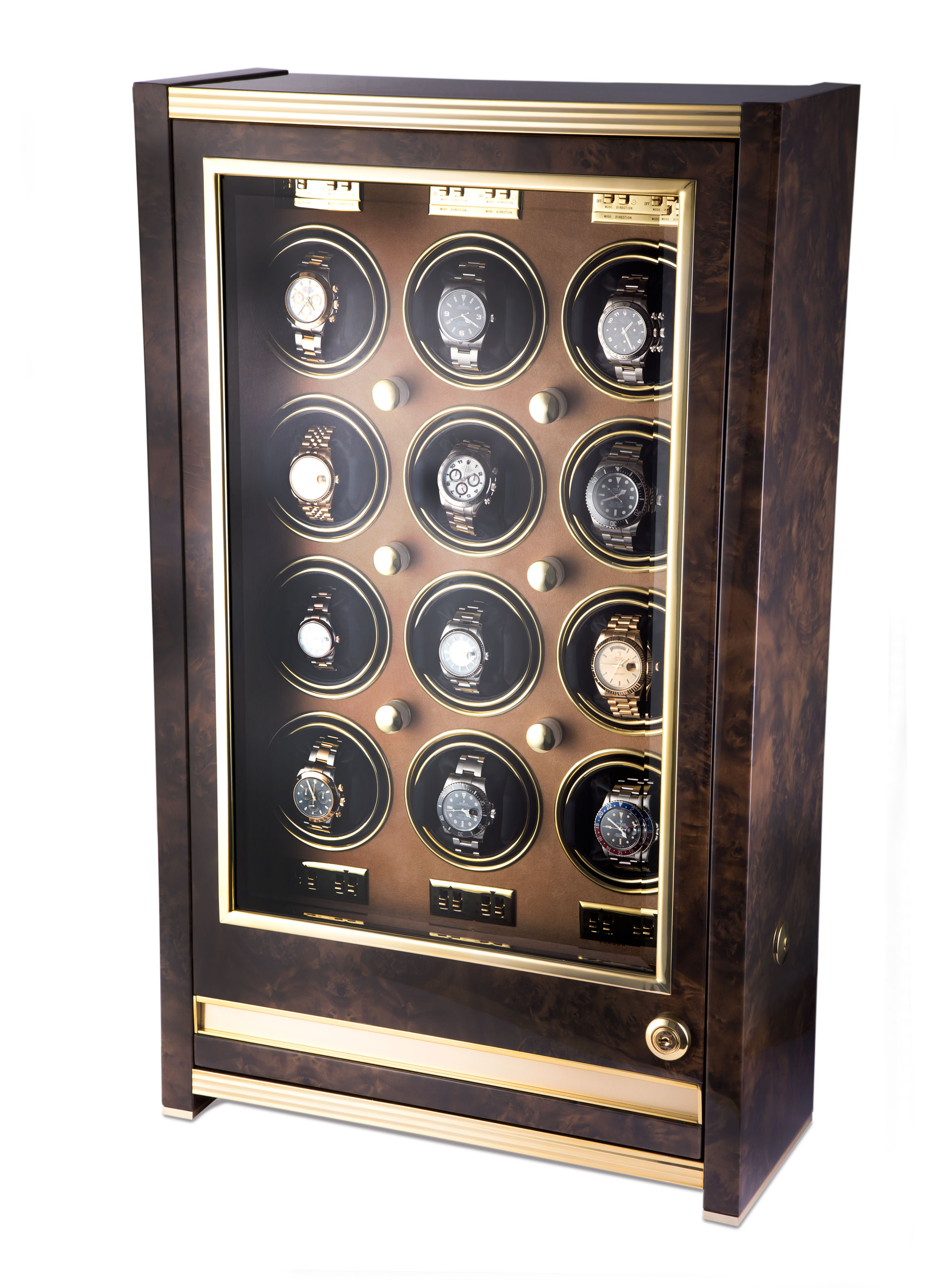 Rapport Paramount 12 Watch Winder Cabinet