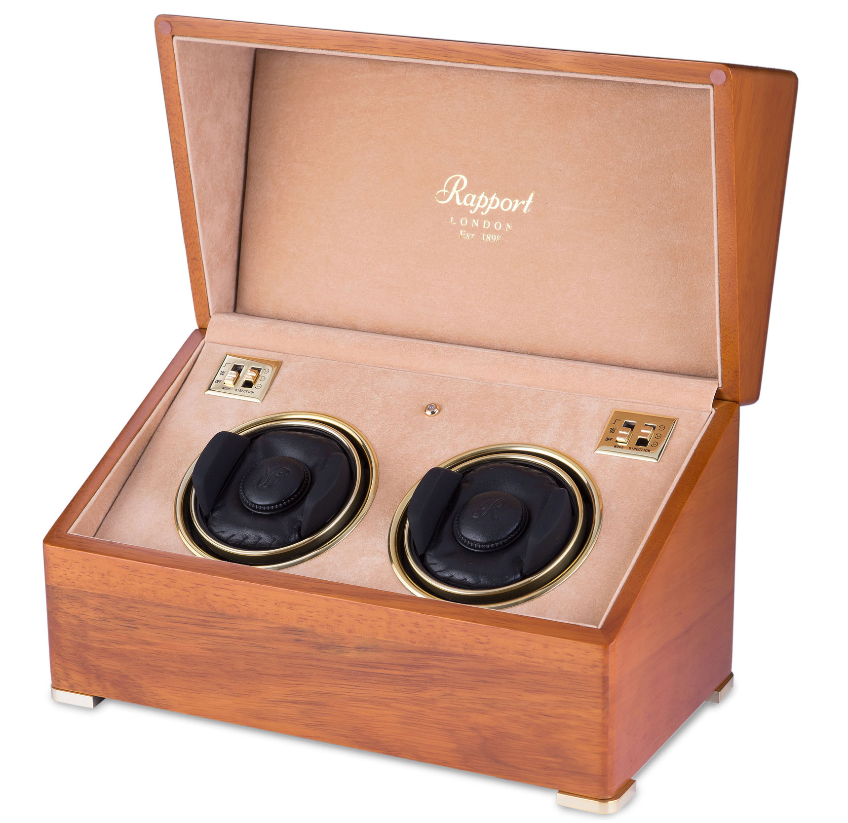 Perpetua II Duo Watch Winder