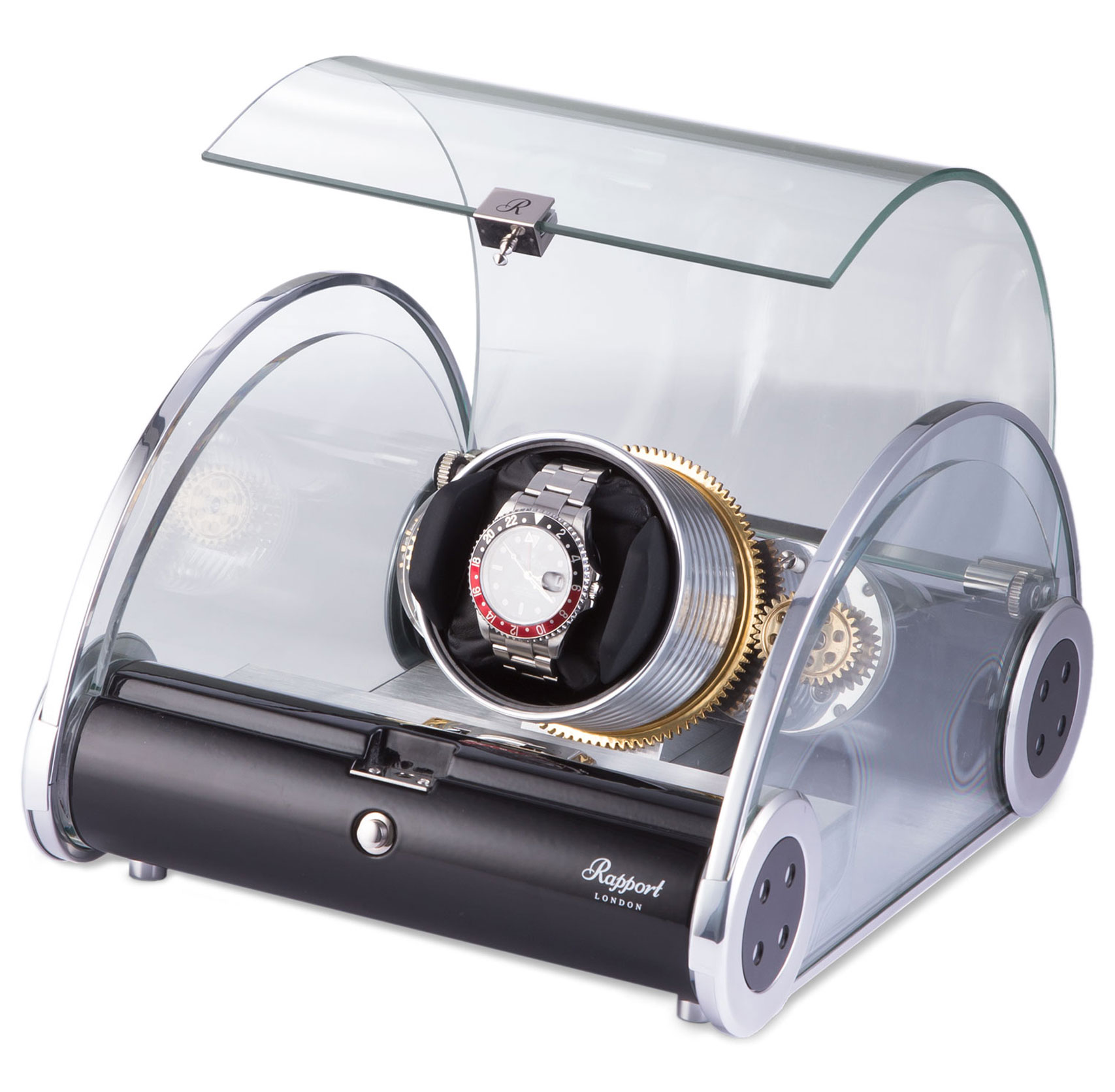 The Time Arc Mono Watch Winder