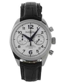 Bell and Ross Vintage 126 Geneva White