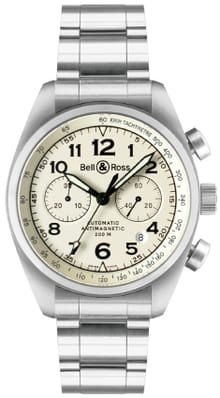Bell and Ross Vintage 126 XL Beige