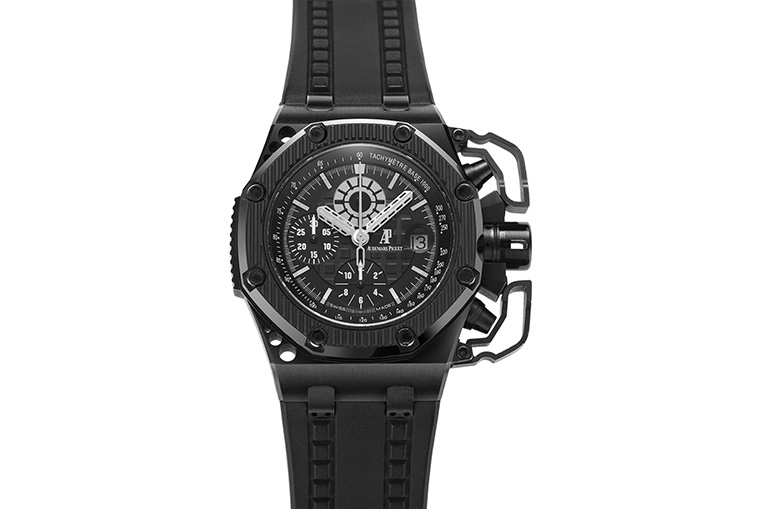 audemars piguet royal oak offshore survivor chronograph watchfinder co On royal oak offshore survivor