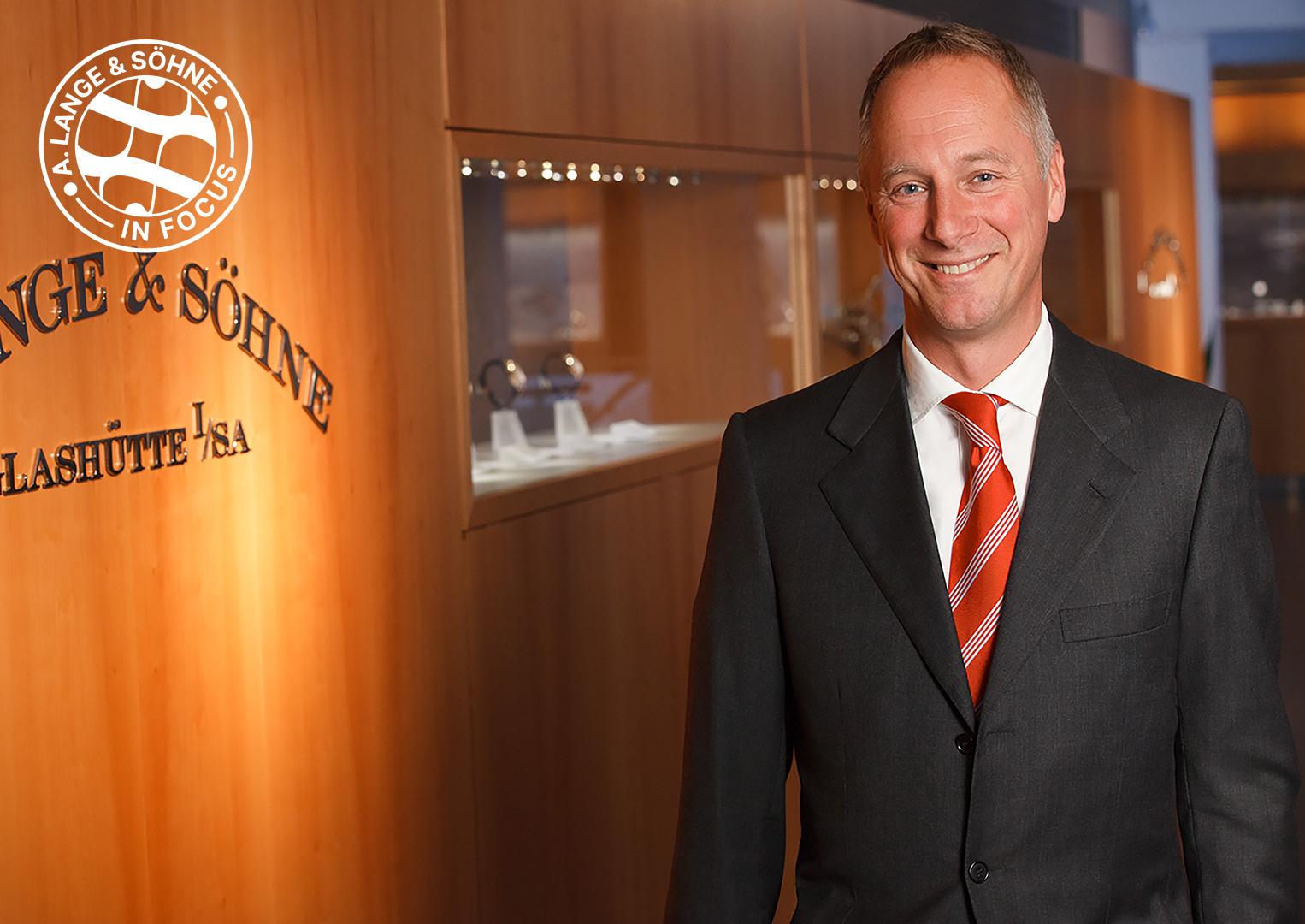 CEO Wilhelm Schmid has overseen the brand since 2011