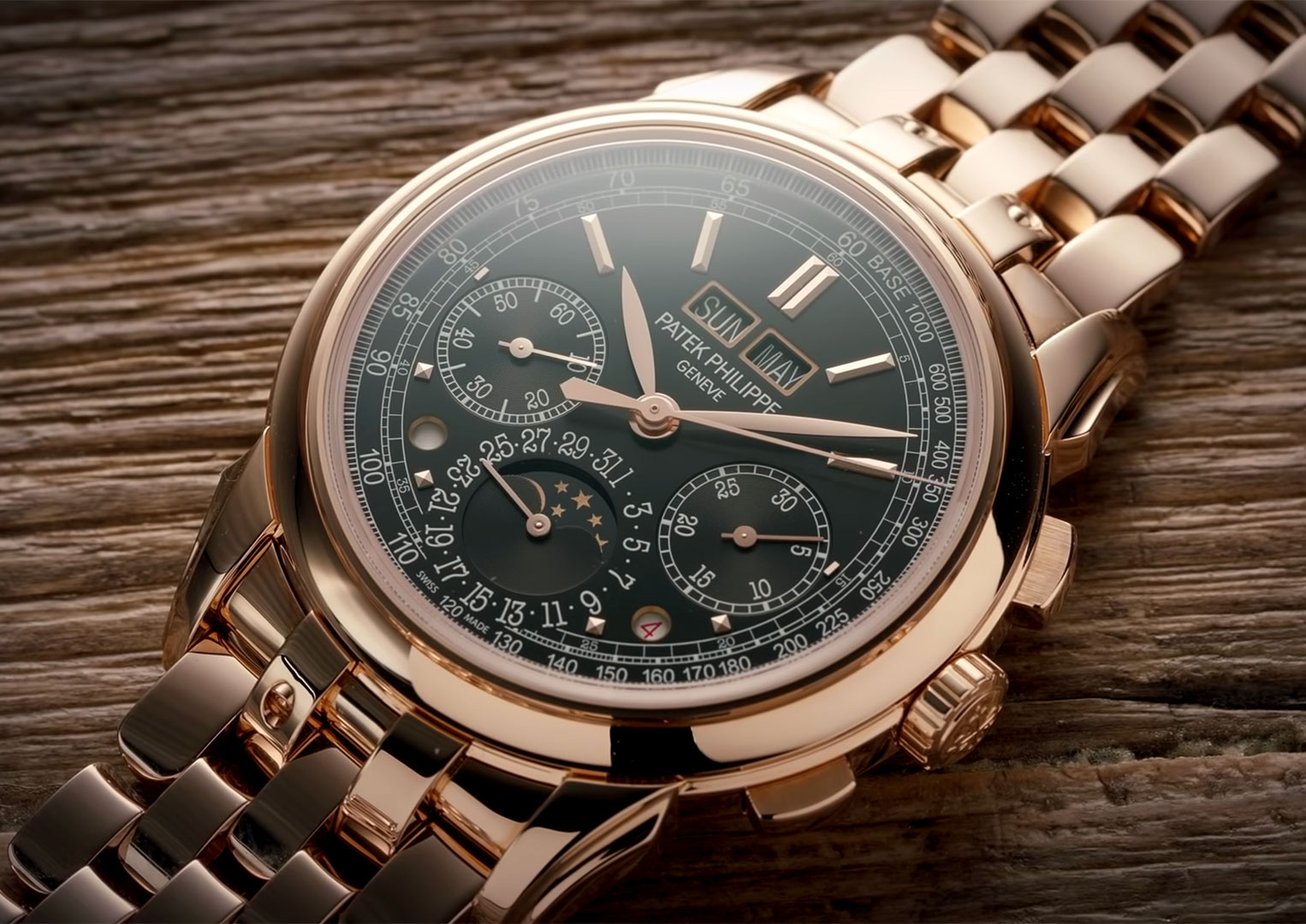 The Calatrava is Patek Philippe's most affordable watch series