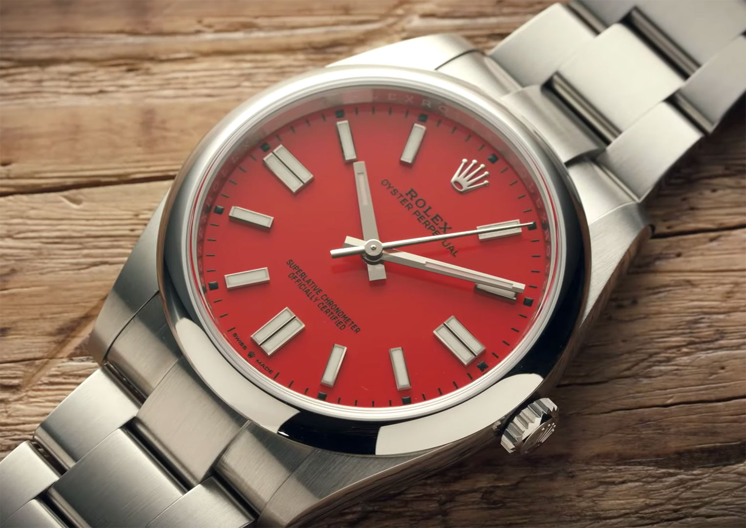 Founded in 1905, Rolex was originally called Wilsdorf and Davis after it's founders Hans Wilsdorf and Alfred Davis