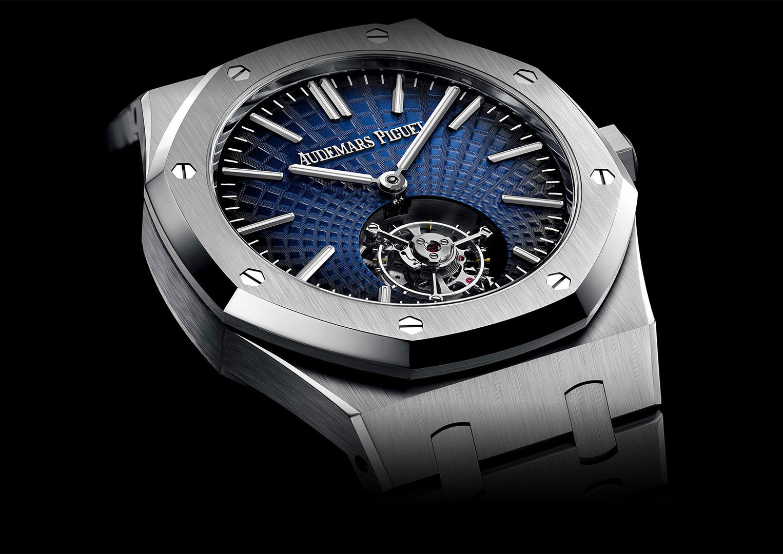 The Audemars Piguet Royal Oak was first introduced in 1972