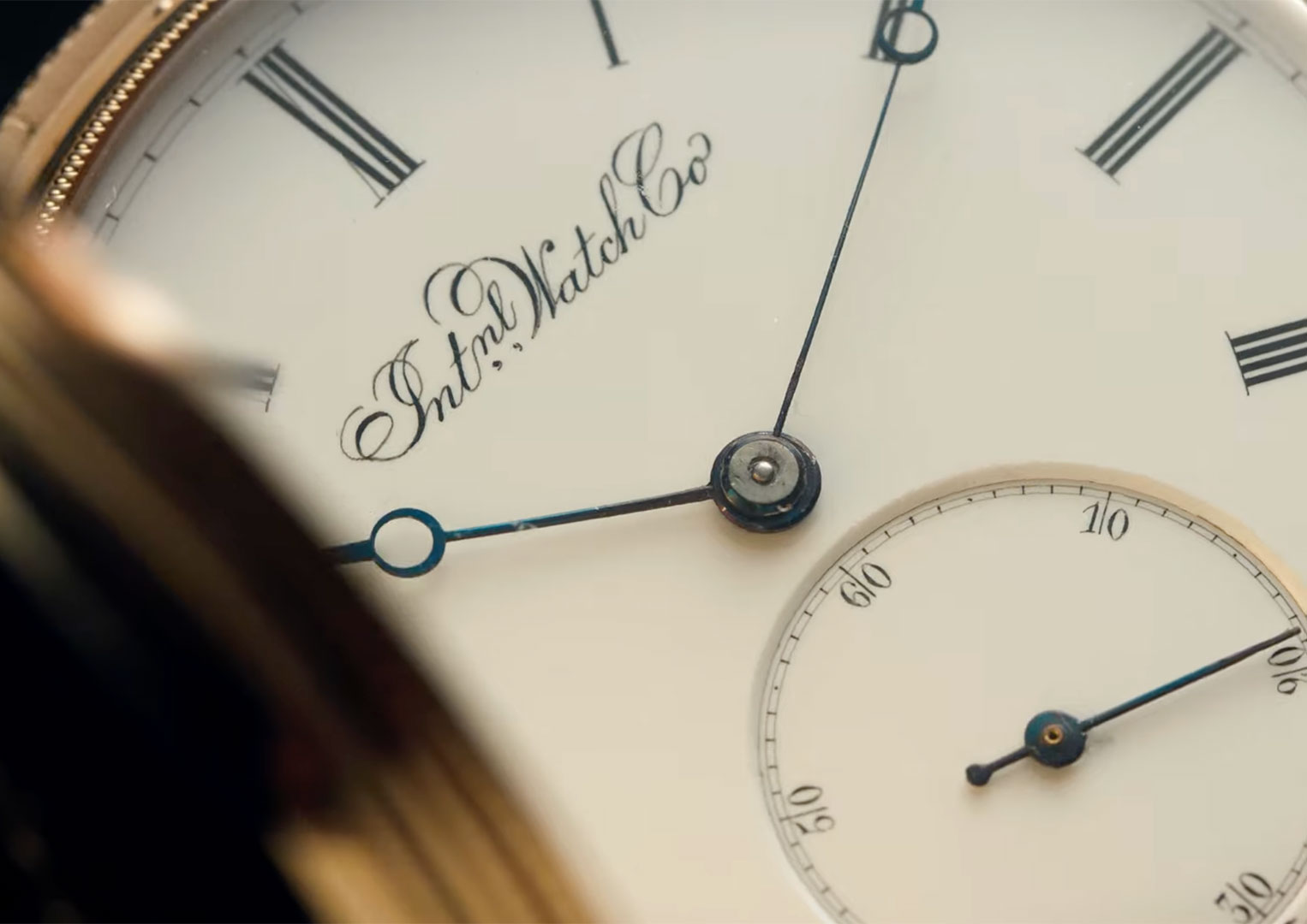 IWC was founded in 1868