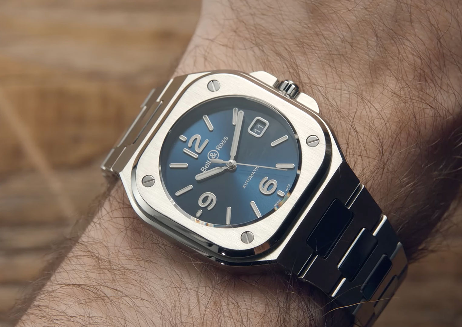 Bell & Ross was founded by Carlos Rosillo and Bruno Belamich in 1992