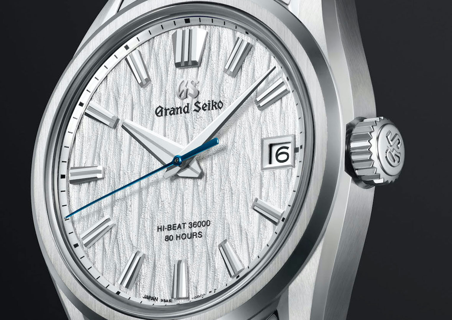 Grand Seiko watches are made in Iwate, Japan
