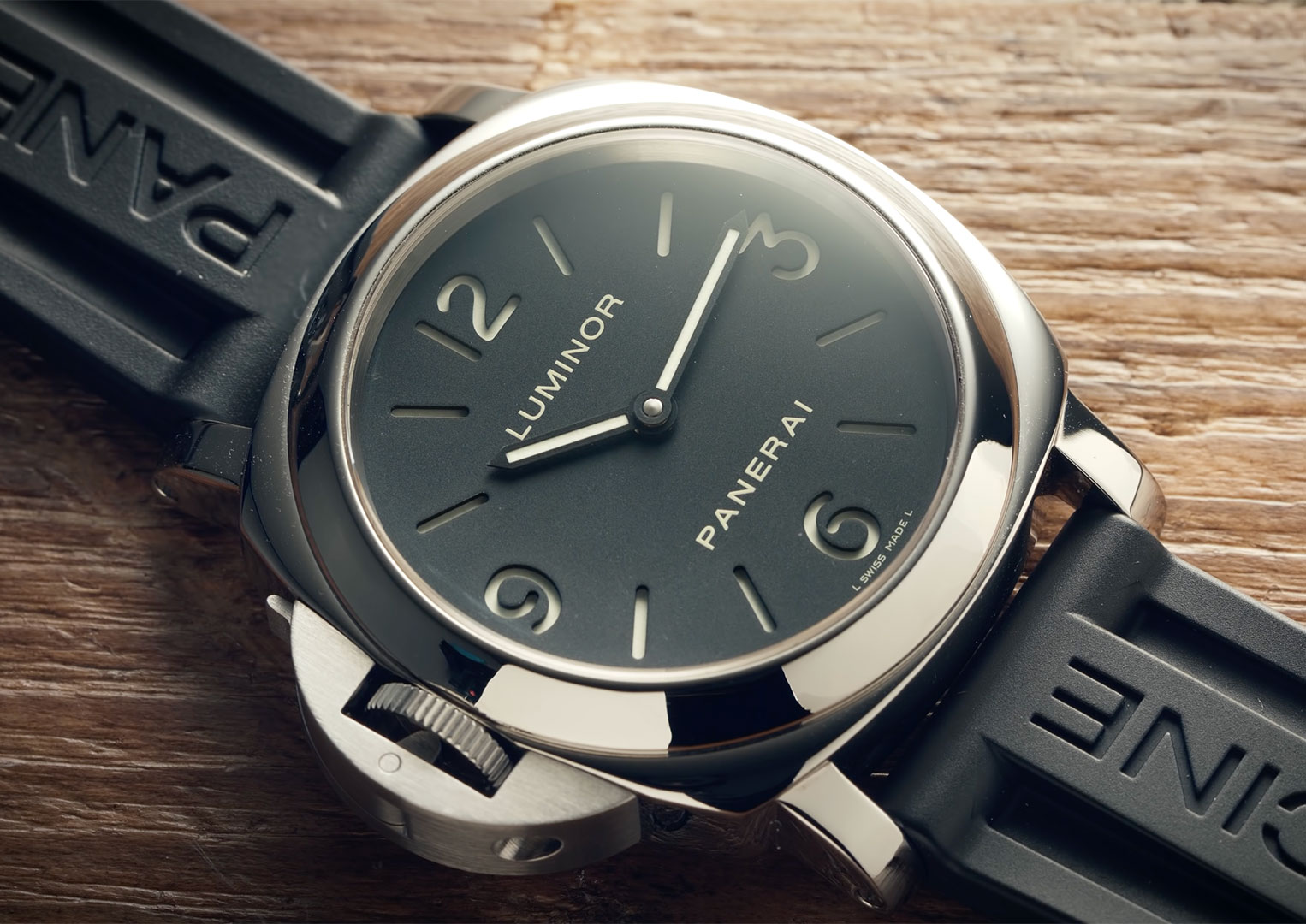 Panerai was founded in 1860, Florence, Italy