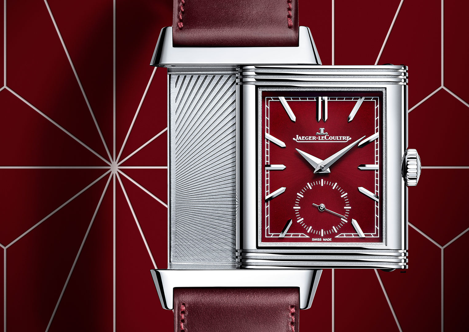 Jaeger-LeCoultre's Reverso, one of the world's most recognisable watches