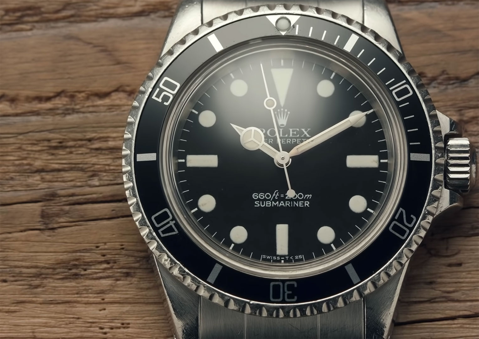 Steve McQueen wore a Heuer—now TAG Heuer—Monaco in the film Le Mans