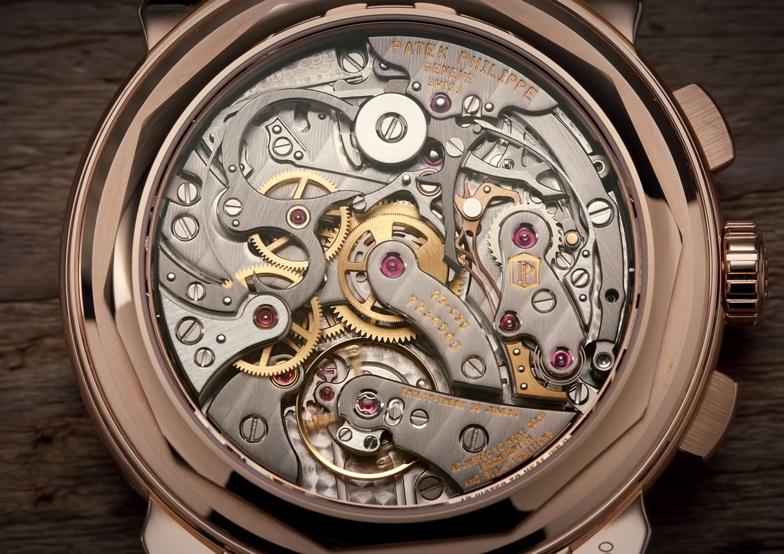 Patek Philippe, Vacheron Constantin and Audemars Piguet are the best watchmakers in the world