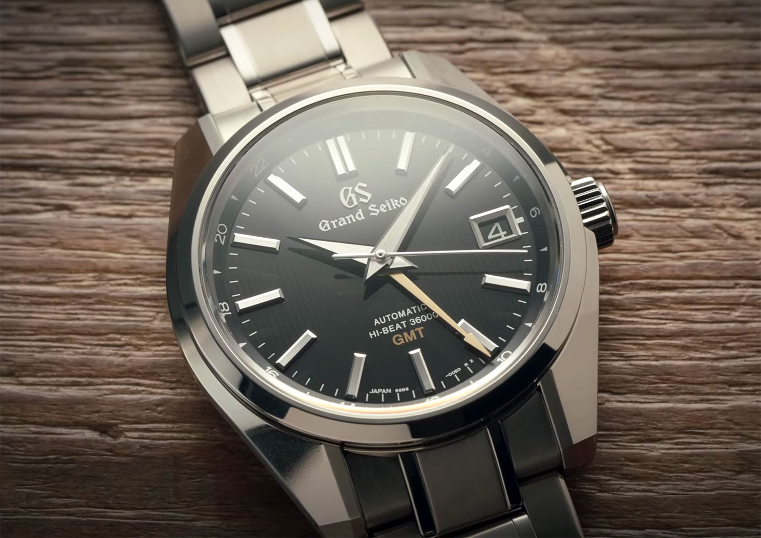 Grand Seiko utilises innovative materials along with highly accurate movements to separate itself from regular Seiko watches