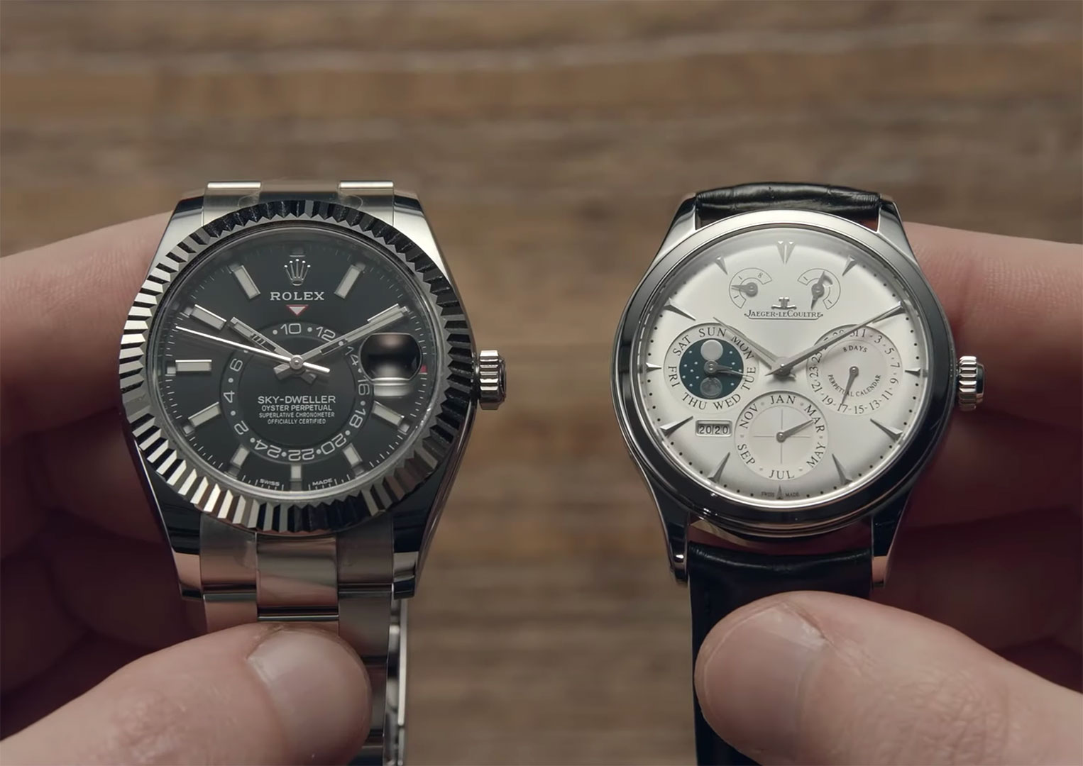 Jaeger-LeCoultre was founded in 1833 by Antoine LeCoultre