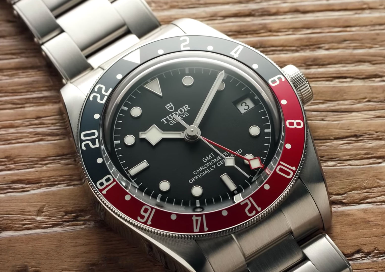 The Tudor Black Bay range first launched in 2012