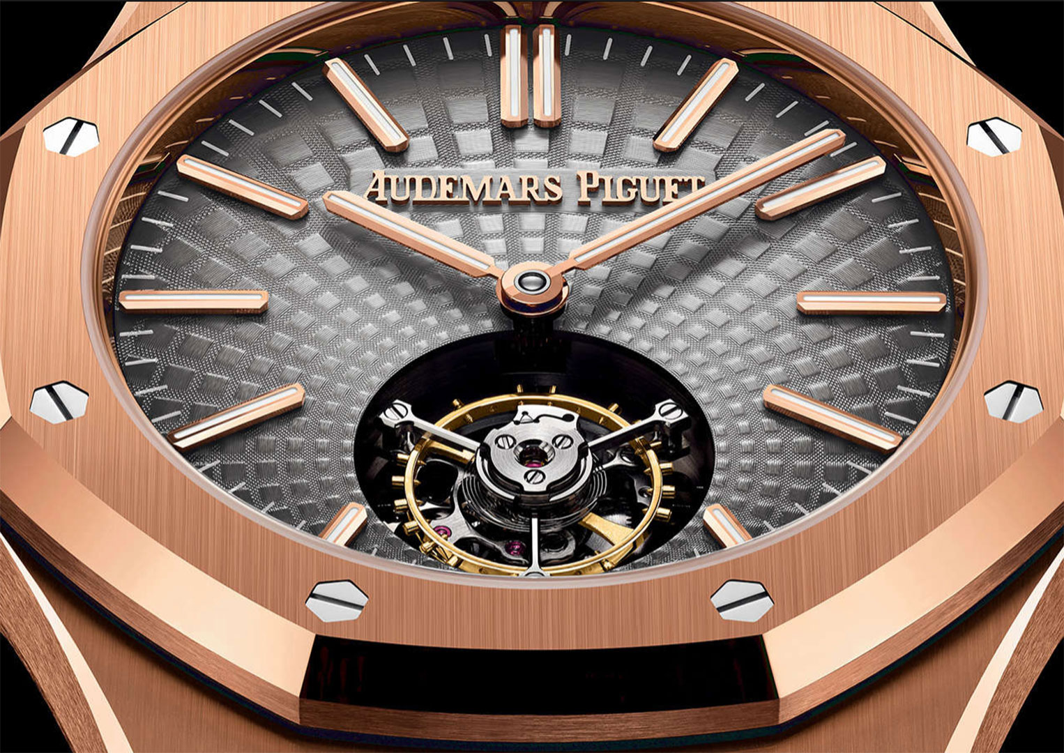 A flying tourbillon is a tourbillon only supported on one side