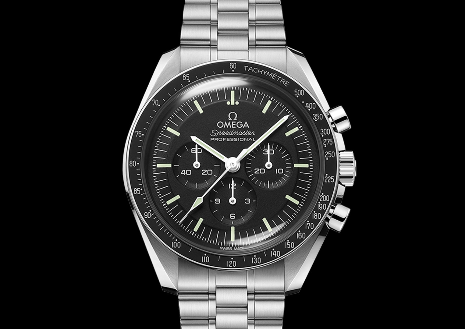 The Omega Speedmaster is still the only watch rated for EVA (extravehicular activities)