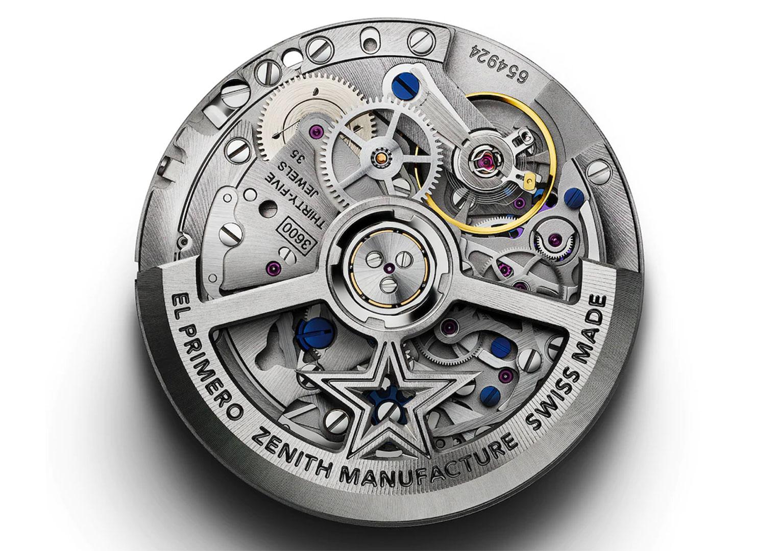 The Zenith El Primero was first introduced in 1969