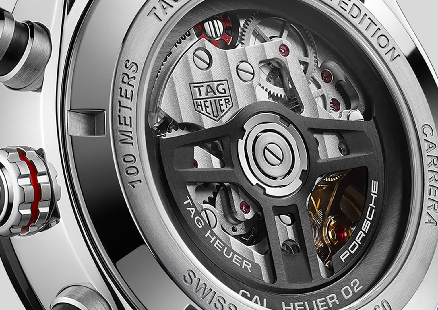 Heuer became TAG Heuer after the TAG group purchased a majority stake of the company in 1985