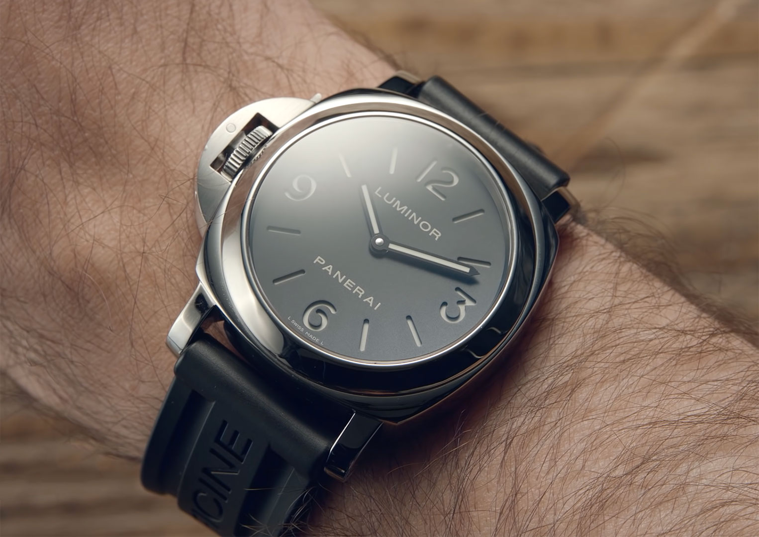 Panerai was founded by Giovanni Panerai