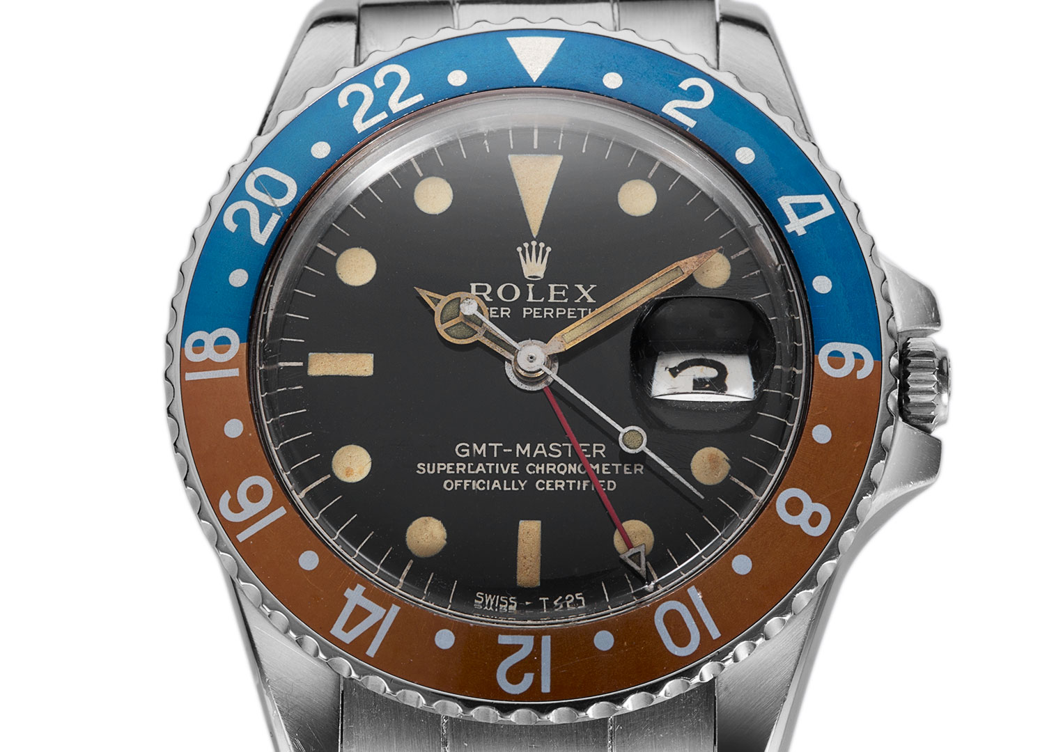 The whereabouts of Brando's own GMT was a mystery for years