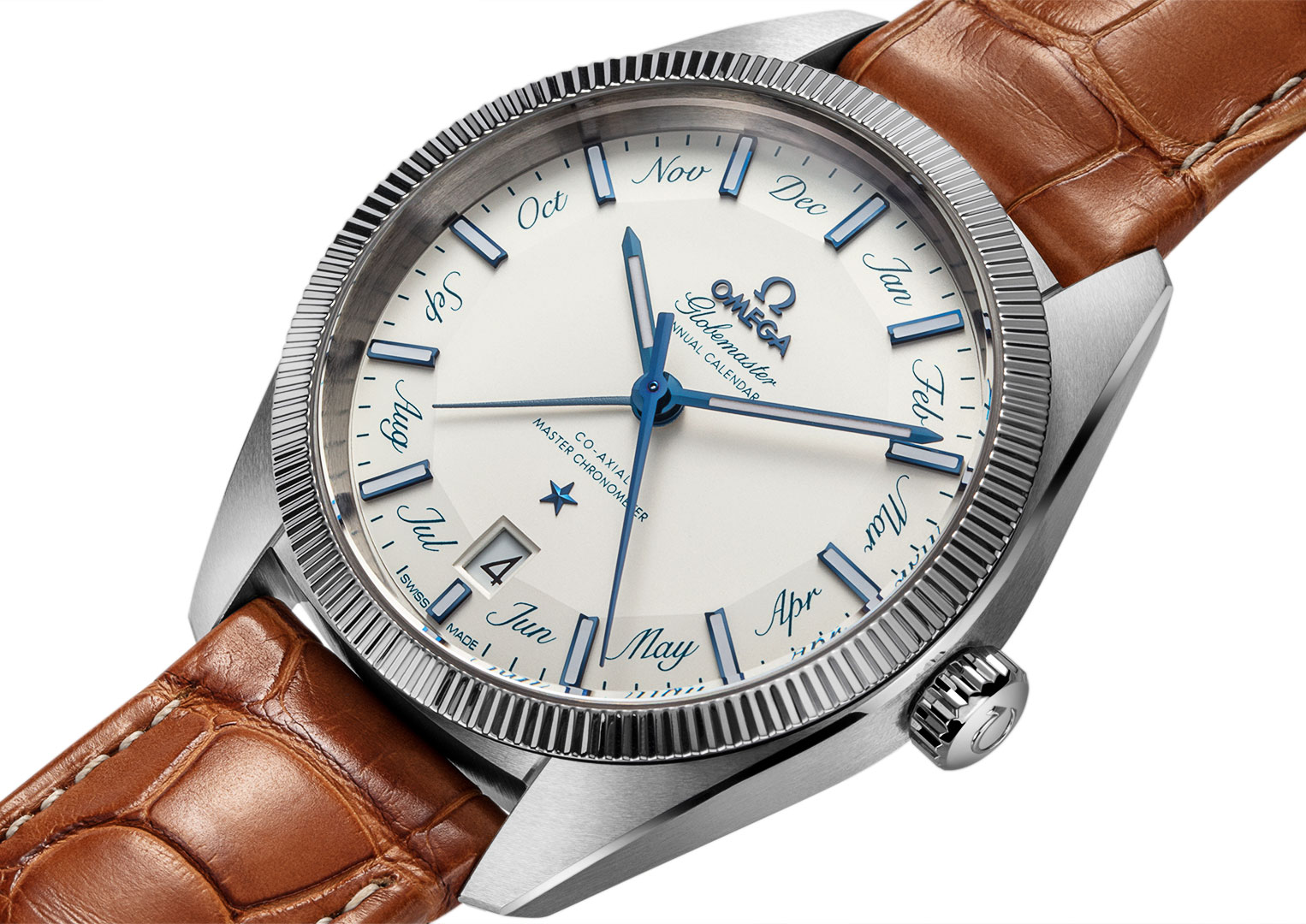Fun fact: the first watch to receive a METAS certification was the Omega Globemaster