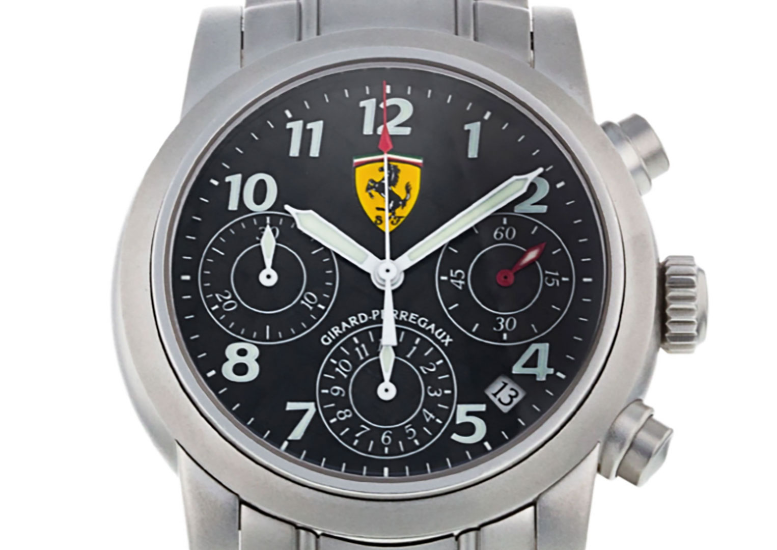A Girard-Perregaux Ferrari chronograph