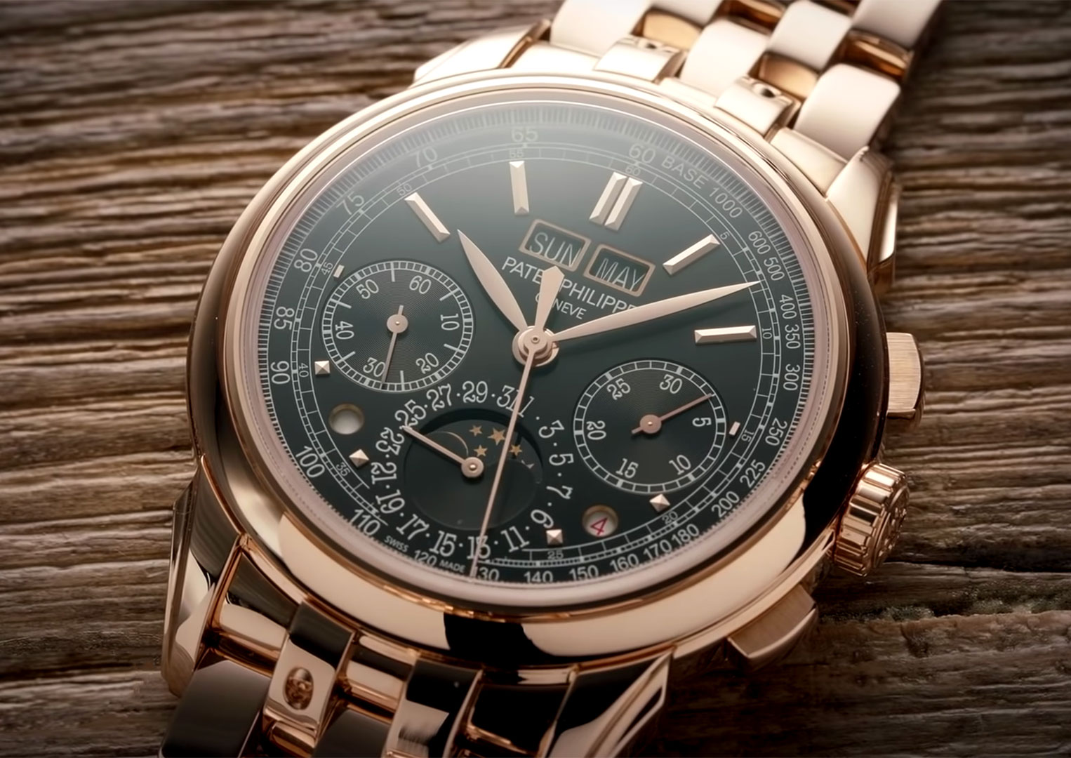Patek Philippe is a family run/owned business. The company has been owned by the Stern family since 1932