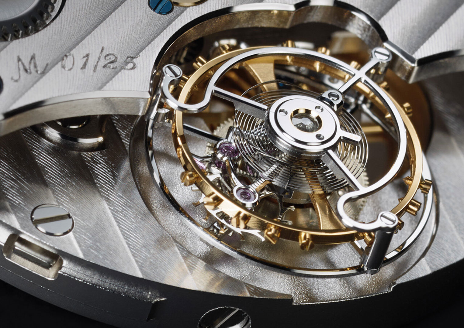 The Glashütte Original Alfred Helwig Tourbillon 1920 is limited to just 25 pieces and costs just under £100,000