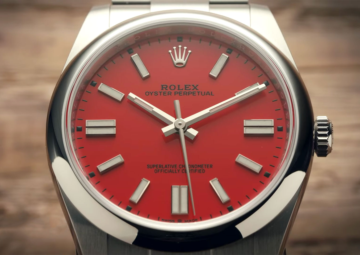 The 2020 Rolex Oyster Perpetual 41 starts at £4,700
