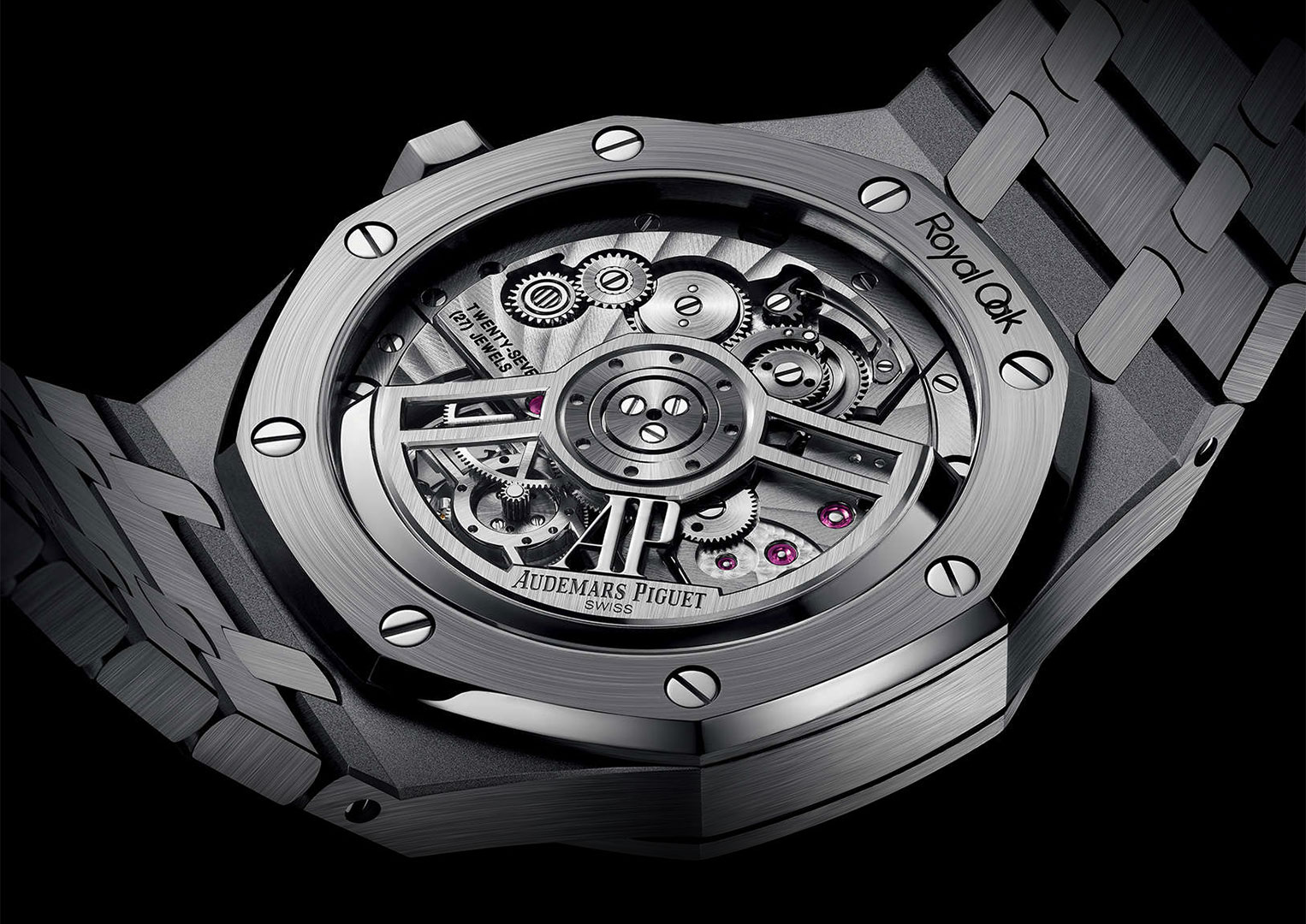 Tourbillon is French for whirlwind