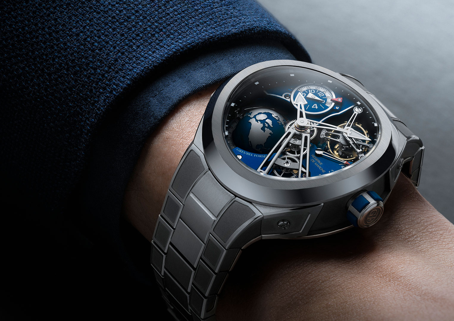 Greubel Forsey remains an independent watchmaker