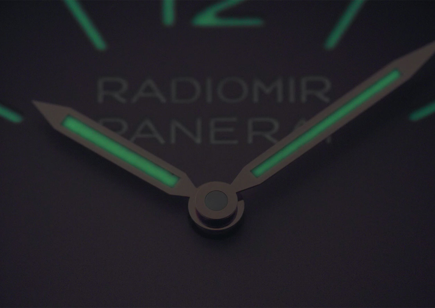 Panerai's first luminescent paint was radium-based and highly dangerous.