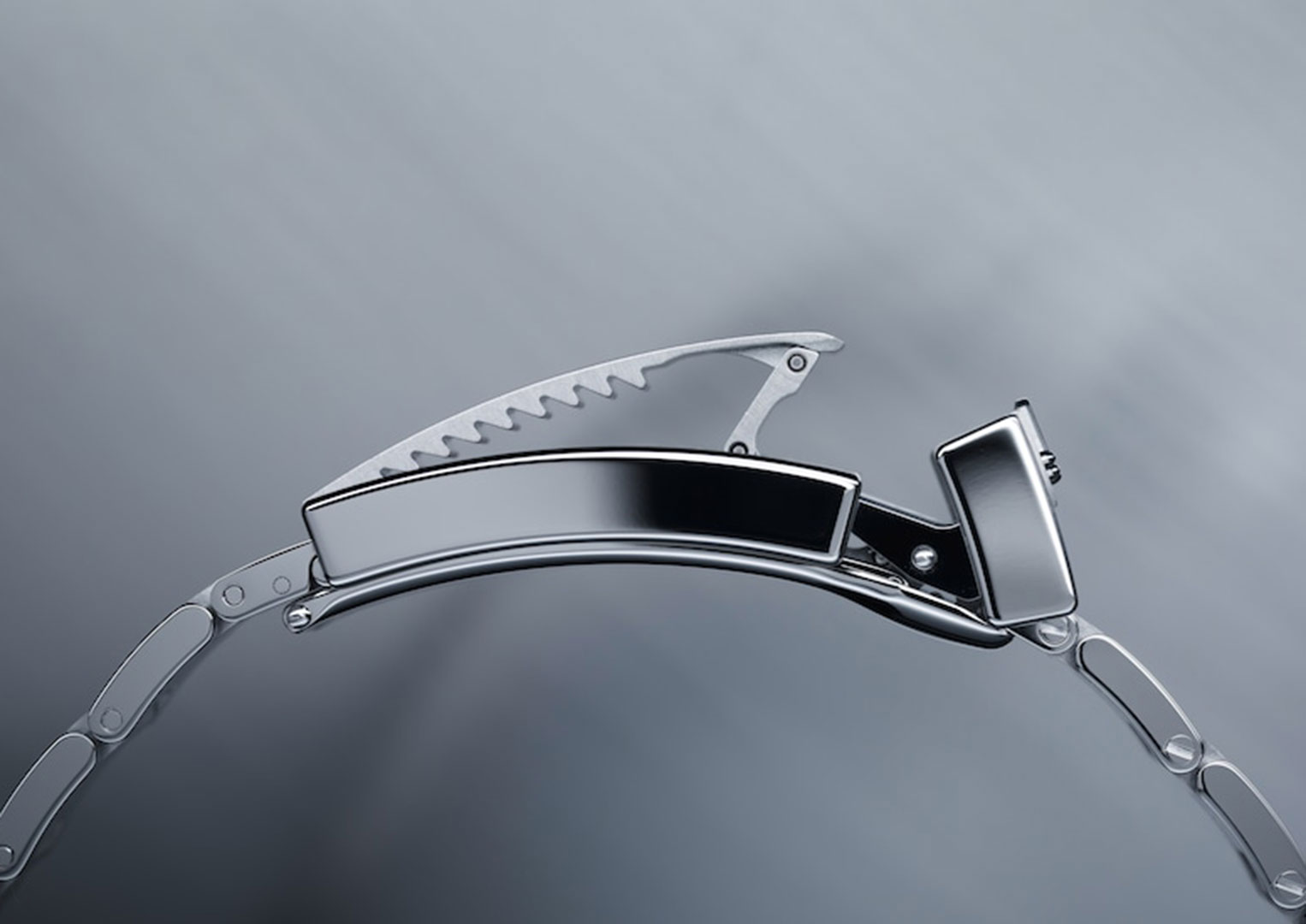 Rolex's Glidelock clasp is among its newest innovations