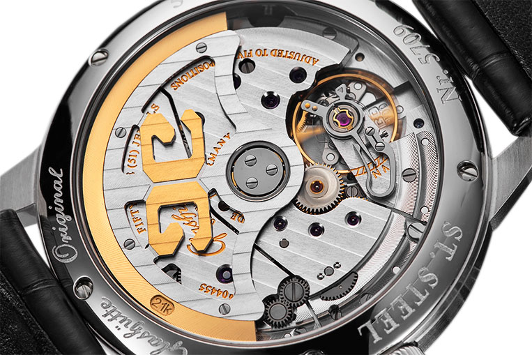 For a quarter of the price, the Glashütte Original is an exceptional alternative