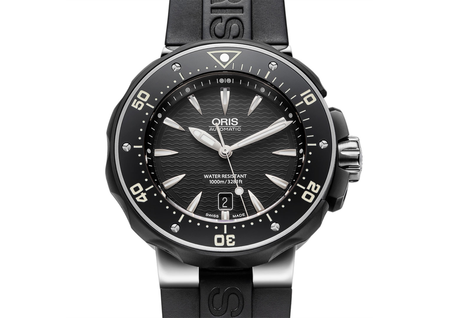 Oris was founded by Paul Cattin and Georges Christian in 1904, Hölstein, Switzerland