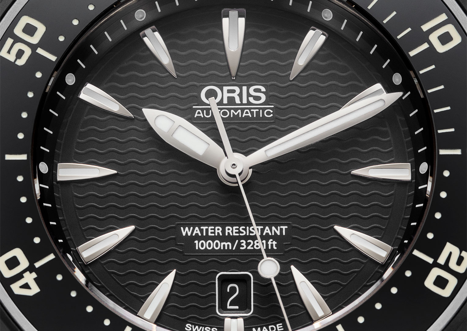Oris recommend that it's watches are serviced every 3 to 5 years