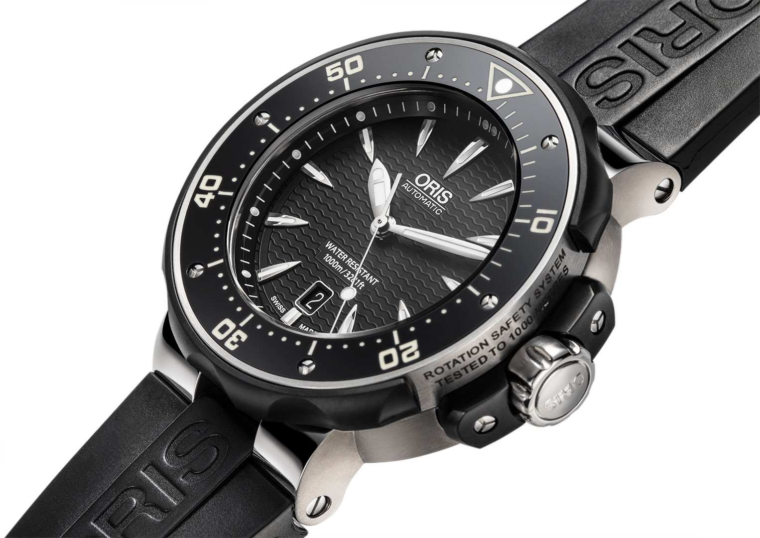 Oris watches can cost anywhere between 1 and 10 thousand pounds
