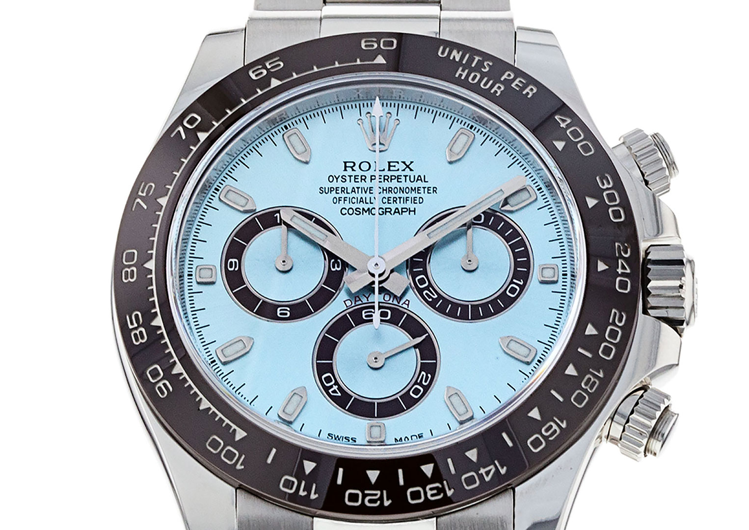 The Cosmograph Daytona finally got its own in-house movement in 2000.