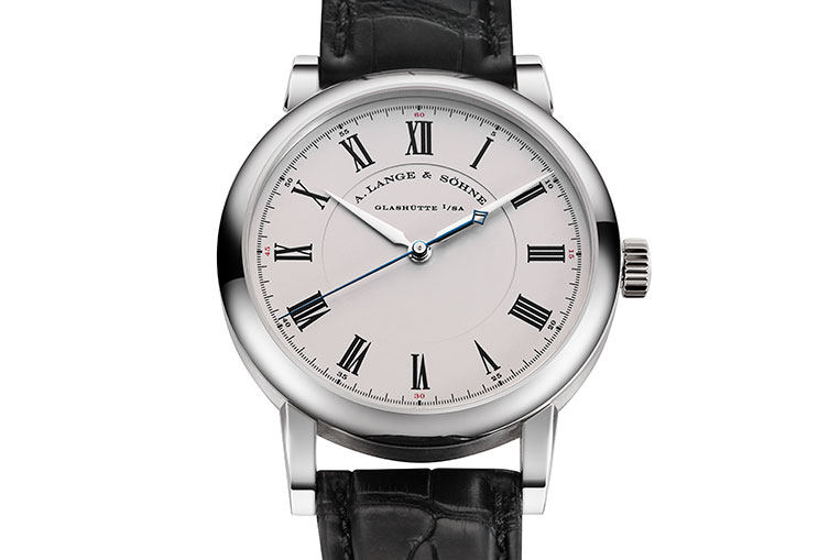 The A. Lange & Söhne Richard Lange is the epitome of German watchmaking