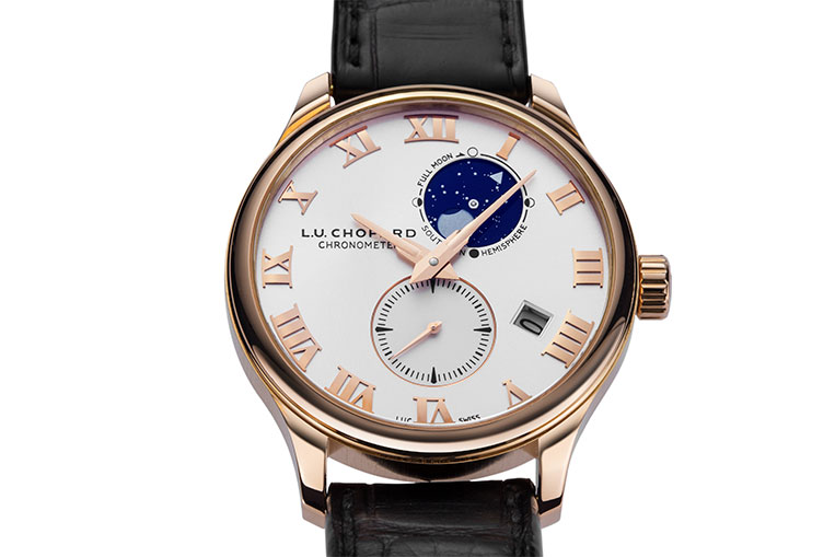 Today's L.U. Chopard watches continue to use the excellent calibre 96