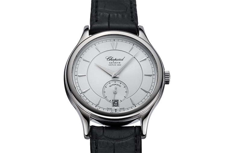 It all started with the calibre 96, developed with master Michel Parmigiani