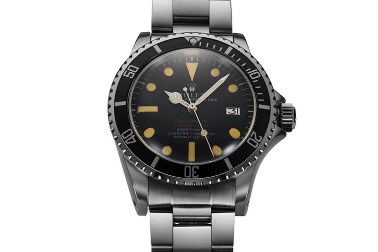 Decades of research led to the Rolex Sea-Dweller