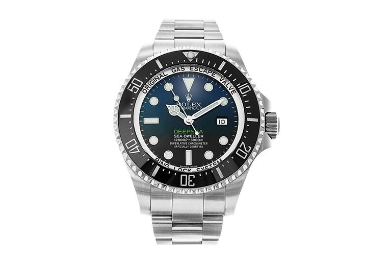 Rolex Deepsea 116660 D-Blue