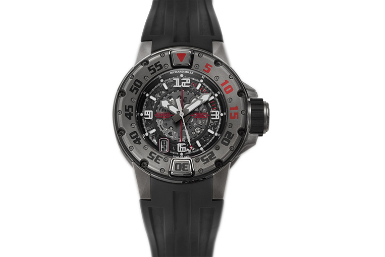 Richard Mille RM028 front