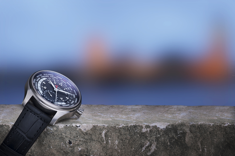 Alpina Worldtimer Manufacturer